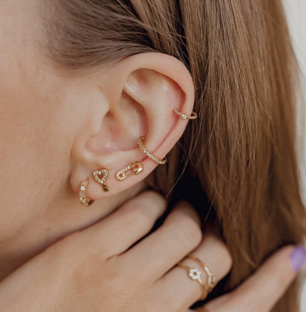 Boucles d'oreillesfs
